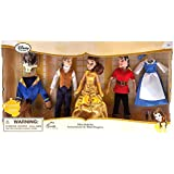 Official Disney Beauty & The Beast Mini Doll Playset