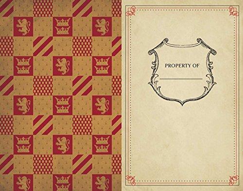 Harry potter notebook slytherin