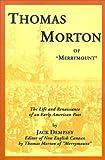 Thomas Morton of Merrymount, Jack Dempsey, 1582182094
