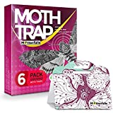 Mottenfalle Clothes Moth Traps 6-Pack - Prime Safe