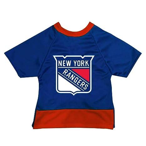 912808ab3 Amazon.com   All Star Dogs NHL Unisex NHL New York Rangers Athletic ...