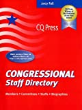 Congressional Staff Directory 2006, , 0872892417