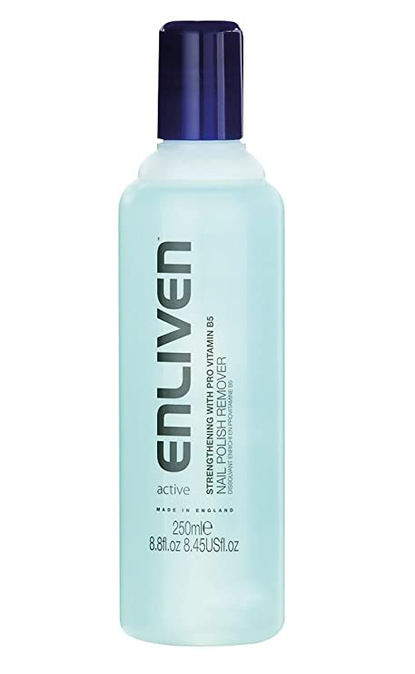 Buy Enliven Active Care Nail Polish Remover, Pro V, 250ml Online at ...