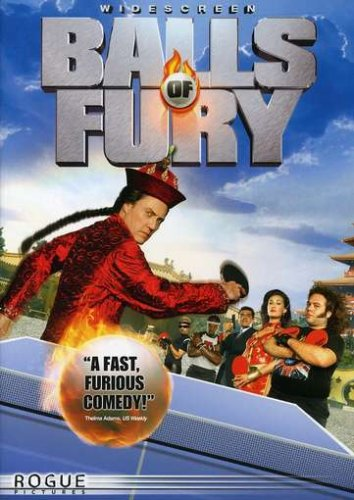 Balls of Fury (Subtitled, Dubbed, Dolby, AC-3, Widescreen)