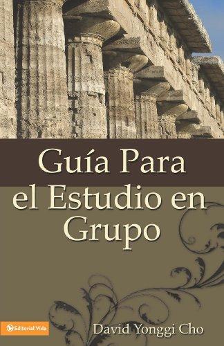 guia para el estudio en grupo david yonggi cho pdf