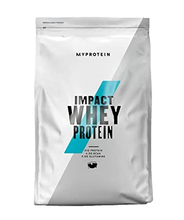 MyProtein Impact Whey Protein , Banana, Pouch, Size: 2.2lbs