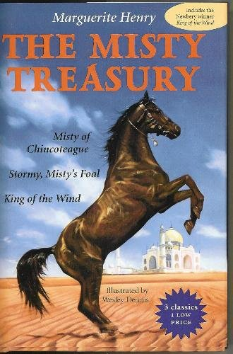 Read Online THE MISTY TREASURY (3 CLASSICS IN ONE VOLUME) pdf