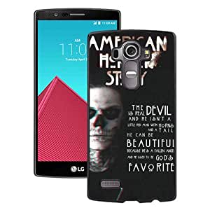 Host Sale LG G4 Case ,Fashion And Durable Designed With american horror story title Black LG G4 Cover