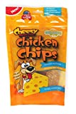 Cheesy Doggie Chicken Chips | Dog Treats Made in USA – 4 oz 100% Chicken For Sale