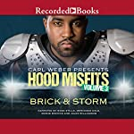 Carl Weber Presents: Hood Misfits, Volume 3 | Brick & Storm