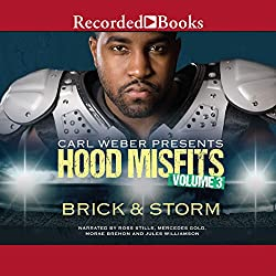 Carl Weber Presents: Hood Misfits, Volume 3