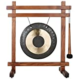 Woodstock Table Gong, 19-Inch