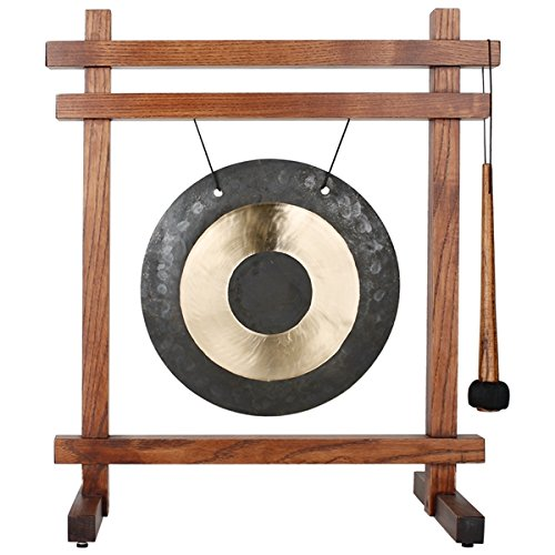 Woodstock Table Gong, 19-Inch Woodstock Chimes WTG