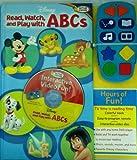 Disney Read, Watch and Play ABC, Kelli Kaufmann, 1412739985