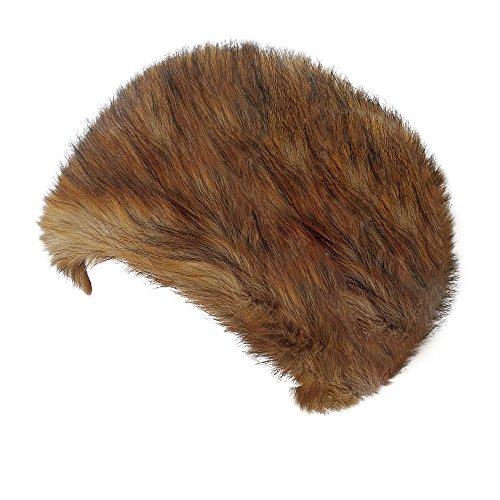 LETHMIK Women's Faux Fur Hat Cossack Russian Style Ladies...