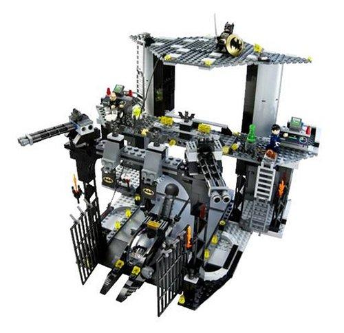 LEGO - Lego Batman 7783 The Batcave: The Penguin and Mr Freeze's ...