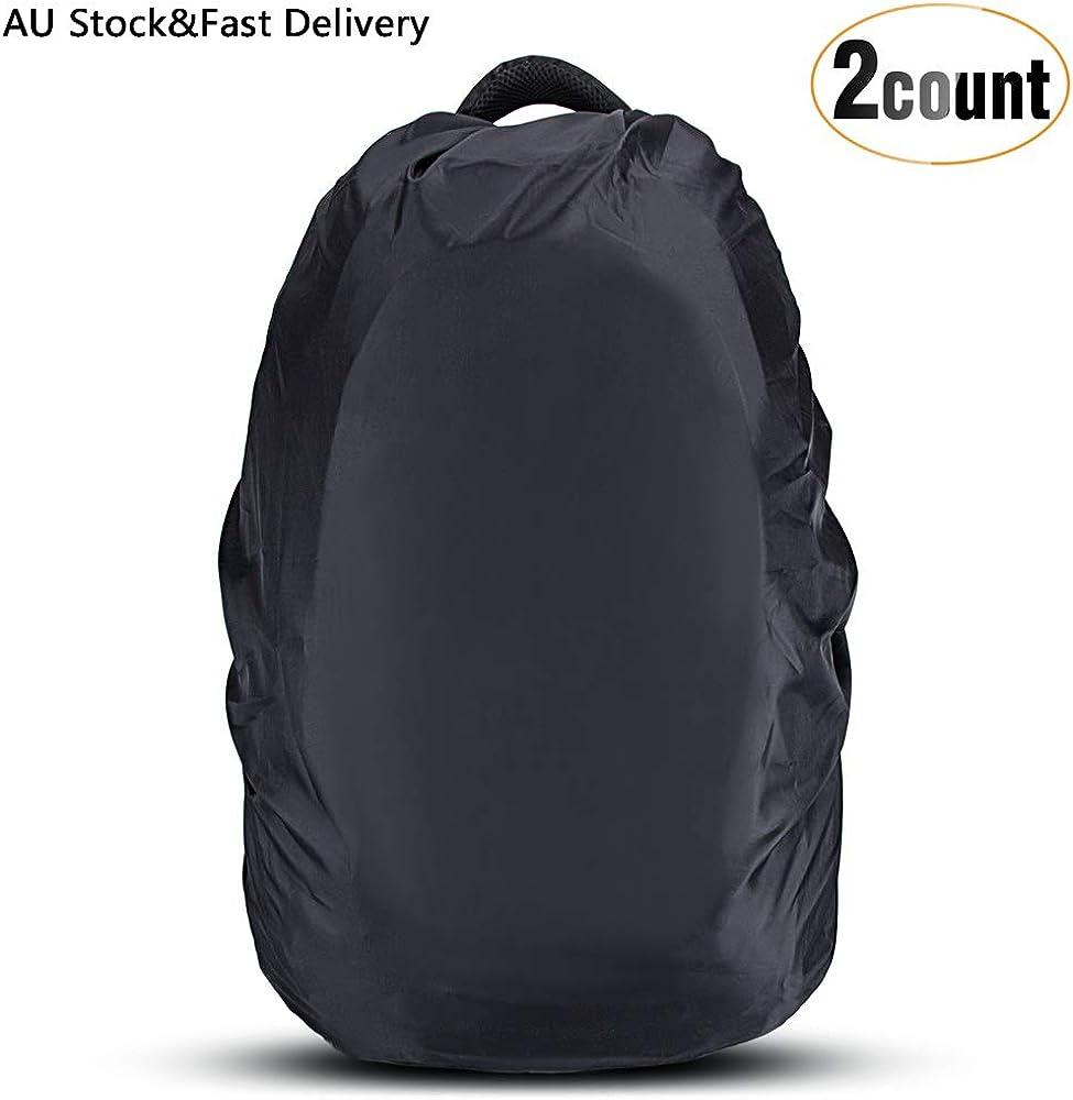 Waterproof Backpack Rain Cover Bag Adjustable Camping Hiking Travel Rucksack