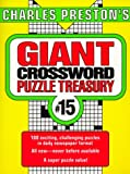 Charles Preston's Giant Crossword Puzzle Treasury, Charles Preston, 0399524525