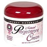 Source Naturals Natural Progesterone Cream, 4 Ounce (113.4 g), Health Care Stuffs