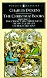 The Christmas Books, Charles Dickens, 0140430695