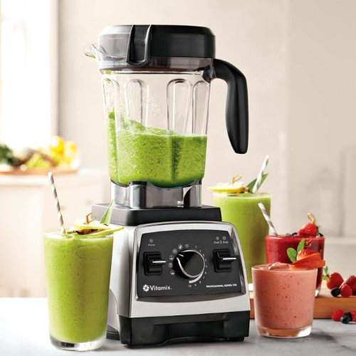 Vitamix Professional Series 750 Brushed Stainless Finish, used for sale  Delivered anywhere in USA