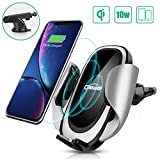 Wireless Car Charger Oasser Air Vent Phone Holder Car Mount Fast Charge