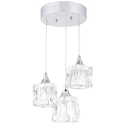 Home Decorators Collection 3 Light Led Pendant