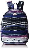 Roxy Women's Always Core Mini Backpack, Dress Blues Small Wintery Geo ERJBP03536