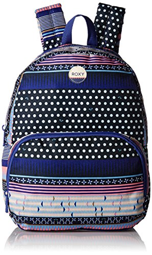 Core Mini Backpack, Dress Blues Small Wintery Geo ERJBP03536 (Geo Pool Bag)