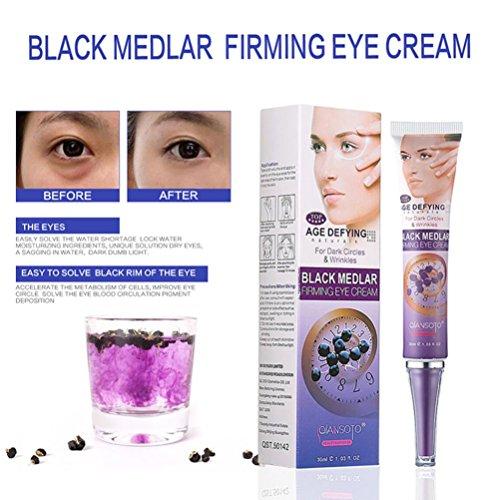 (Creazy Deep Moisturizing Eye Cream Remove Wrinkles Dark Circles Goji Berry Essence)