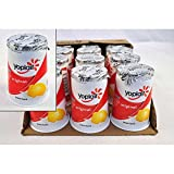 Yoplait Original Lemon Burst Yogurt, 6 Ounce - 12 per case.