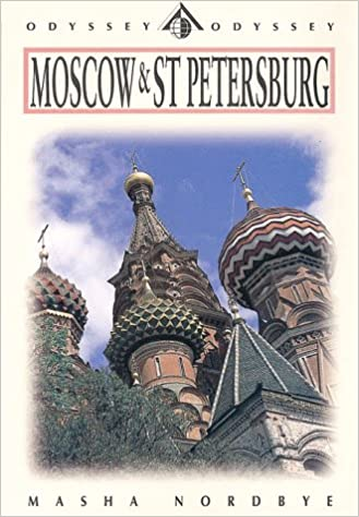 Book Moscow and St. Petersburg (Odyssey Illustrated Guides)