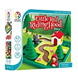 Little Red Riding Hood Deluxed Preschool Puzzle Game. Made by Smart Games