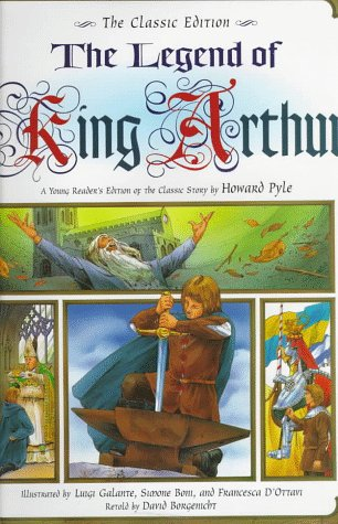 The Tradition of King Arthur: A Young Reader's Edition of the Classic Story by Howard Pyle