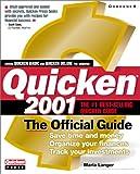 Quicken 2001, Maria Langer, 0072127740