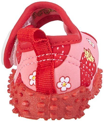 Enfant Protection Gmbh Strawberries Original Plage Aqua 900 Et Playshoes Mixte UV Rouge Piscine wqp44C