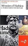Mémoires d'Hadrien de Marguerite Yourcenar par Levillain