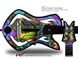 Carnival Decal Style Skin - fits Warriors Of Rock Guitar Hero Guitar (GUITAR NOT INCLUDED)