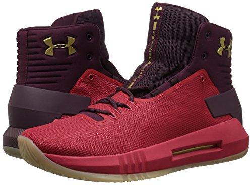 Chaussures Basket Pour Under De Homme Ua 4 Drive Armour Rouges rw1Sr5OqB