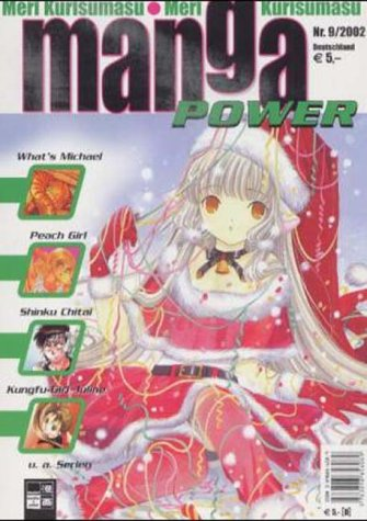 Manga Power 09