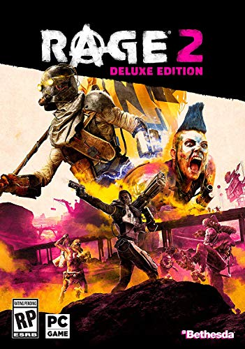 Rage 2 - PC Deluxe Edition [Amazon Exclusive Bonus]