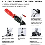Docooler CV Clamp Tool CV Joint Boot Clamp Pliers