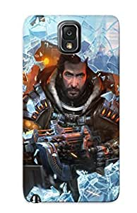 Awesome Design Jim Peyton Lost Planet 3 Hard Case Cover For Galaxy Note 3(gift For Lovers)