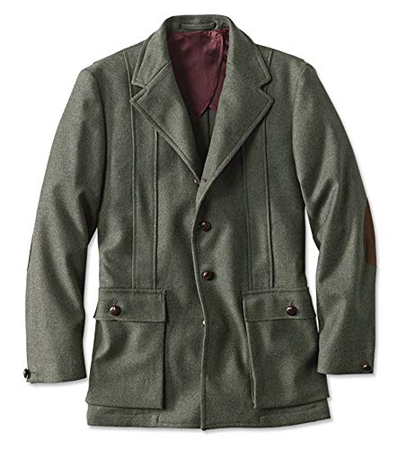 - Orvis Men's Lovat Tweed Stretch Jacket, 40