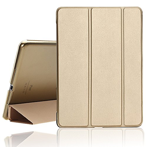 New iPad Case, 2017 iPad 9.7 inch Cover Case with Auto Sleep