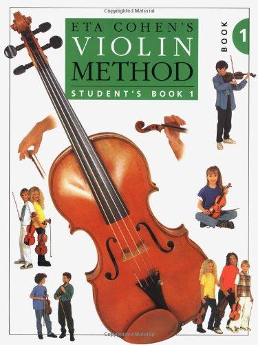 Download Eta Cohen: Violin Method Bk1 (pupil)  Violin Part pdf