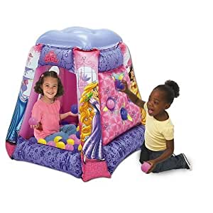 Disney Princess A Magical Dance Playland Ball Pit by Moose Mountain