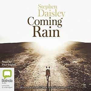 Coming Rain Audiobook