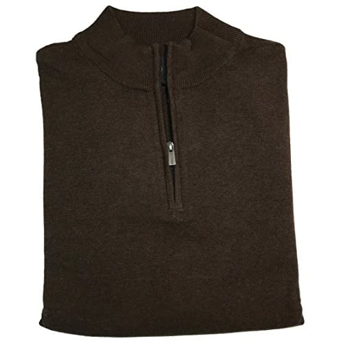 New FX Fusion 1/4 Zip Solid Sweater supplier
