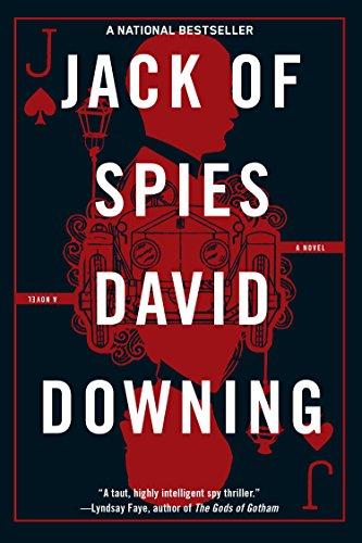 Jack of spies a jack mccoll novel kindle edition by david jack of spies a jack mccoll novel by downing david fandeluxe Images